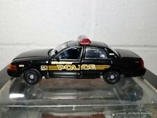 Gearbox 1/43rd scale Davenport, Iowa Police Ford Crown Victoria
