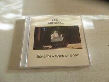 LEE MITCHELL - Beneath a moon of bone - 10-track Uk DJ Promo CD LP