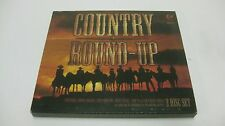 Rare Country Round-Up In Sleeve 2 Disc Set K-Tel 2007 BCI Eclipse Company cd1024