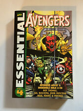 Marvel Essential Avengers Vol.4 marvel comics, incredible hulk, collectable