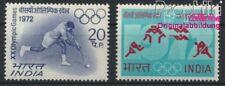 India 538-539 unmounted mint / never hinged 1972 Olympics Summer ´72 (8882766