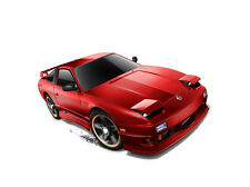 Hot Wheels Cars - '96 Nissan 180SX Type X Red
