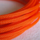25MM Expandable Braided DENSE PET Mix Color 3 weave Sleeving tube 1-20M M522A QL