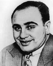 Al Capone Mafia Mob 8x10 Photo 002
