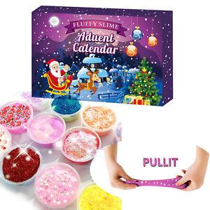 Advent Calendar Interesting Entertainment Lightweight Delicate for Kids