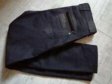 REPLAY Jeans MEN'S 31/29 8.7oz ZIP Fly SKINNY Stretch HYPERFREE Anbass BLACK New