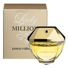Paco Rabanne Lady Million 50ml EDP Spray Retail Boxed Sealed