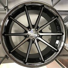 """20"""" base FR4 llantas de aleación Mercedes C63 AMG mobiliario escalonada"""