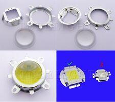 10 Pcs 44mm Lens Reflector Collimator Fixed Bracket For 20w 30w 50w 100w Led
