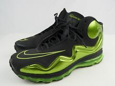 Nike Air Max Flyposite 536850-013 Anthracite / Brilliant Green Men's Size 12
