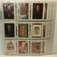 Coca-Cola Series 1 Complete Trading Card Set Cards 1 - 100 Collect A Card 1993