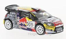 Citroen DS3 WRC No. 001 von IXO 1:43 Neu/OVP