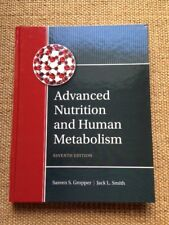 Advanced Nutrition and Human Metabolism (BRAND NEW US HARDCOVER STUDENT 7/E)