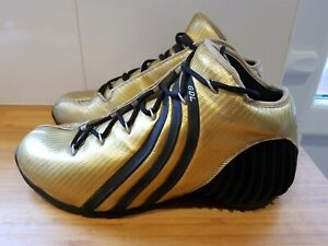 Very Rare Adidas GDL Game Day Lightning Gold Basketball Boots Size 9.5 trainers