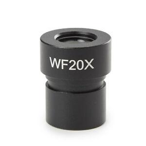 Novex 80.882 din 23,2mm Weitfeld-Okular WF 20x - Sehfeldzahl 10