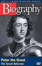 Biography - Peter the Great: The Tyrant Reformer ~ DVD
