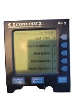 Concept2 Concept 2 Rower Pm3 (Performance Monitor 3) Monitor