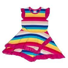Rainbow Everyday Dresses for Girls