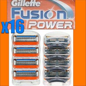 Gillette Fusion Refill Razor Blade Cartridges, 16 Ct.