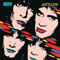 KISS Asylum CD BRAND NEW Remastered