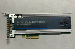 Intel SSDPEDMD800G4 DC P3700 Series 400GB  NVMe PCIe 3.0 Solid State Drive