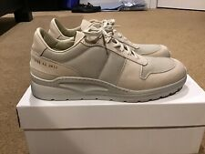 Mens Common Projects New Track Carta  Cream/Tan Size 43 (10US) New In Box