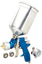 Devilbiss Finishline 4 FLG-670 Solvent Based HVLP Gravity Feed Paint Gun, New