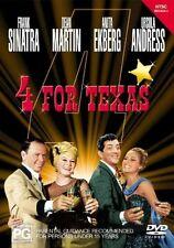 4 For Texas (DVD, 2002)