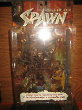 1 RARE HTF MCFARLANE SPAWN RAENIUS CURSE OF THE SPAWN COLLECTABLE ACTION FIGURE