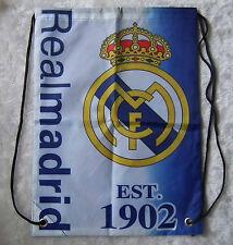 kiTki 44x33 cm Real Madrid football soccer backpack trainer bag equipment