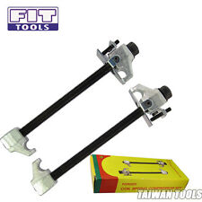 FIT TOOLS Forged Coil Shock Absorbers Spring Compressor Removal & Installation