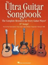The Ultra Guitar Songbook Sheet Music The Complete Resource for Every  000700130