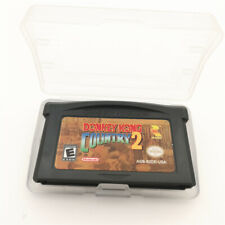 DONKEY KONG COUNTRY 2 Cartridge Game Card for Nintendo NDSL/GBM /GBA/SP -NEW