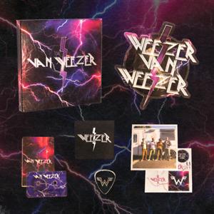 Van Weezer Deluxe Box Set