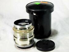 JUPITER-9 85mm F2 Portrait/Medium Tele Lens KIEV 1-4,Contax l-lll, Nikon S S2 S3