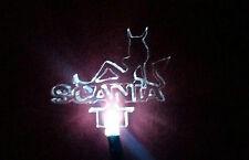 Scania Teufelchen Logo im Armaturenbrett Innenraum Tamiya Truck 1:14