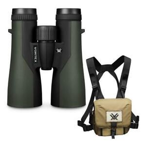 Vortex Crossfire HD 12x50 Binoculars with GlassPak Case CF-4314