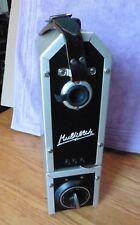 Vtg Multiblitz Photography Equip Flash lamp Germany Meter IIIB 1/100,000 secd