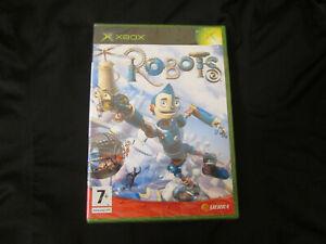 XBOX : ROBOTS - Nuovo, sigillato, ITA ! Il gioco del film! CONSEGNA IN 24/48H !
