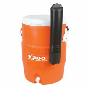 Igloo 10 Gallon Seat Top Water Jug With Cup Dispenser (00042021)