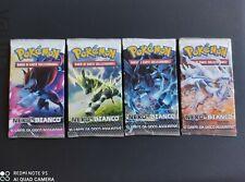 Pokemon Bw Nero E Bianco Artset Booster Pack , Bustine