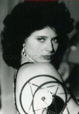 ISABELLA ROSSELLINI BLUE VELVET 1986 VINTAGE PHOTO DAVID LYNCH