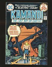 New ListingKamandi # 20 - Jack Kirby cover & art Vf Cond.