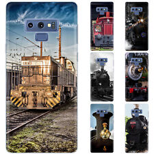 Dessana Locomotive Railway Protective Cover Phone for Samsung Galaxy S Note