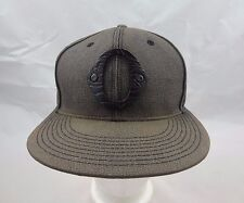 "OBEY Fitted Hat w/ Metallic Accessories ~ ""O"" & ""Pirate Sword"" ~"