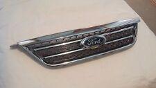 Ford Fairmont BF Mk II & III GHIA Chrome Grill Bonnet trim Genuine NEW Falcon BA