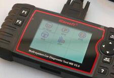 iCarsoft MB V 2.0 Tiefendiagnose passt für Mercedes C Klasse S 203, EPB, DPF
