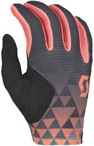 Scott Ridance Full Finger Cycling Gloves - Grey
