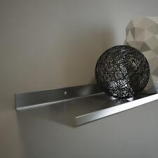 EXRTA DEEP 3FT Carbon Steel Floating Ledge Powder Coated BLACK