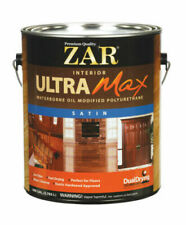 Zar Ultra Max Interior Polyurethane,No 36213, United Gilsonite Lab,PK2